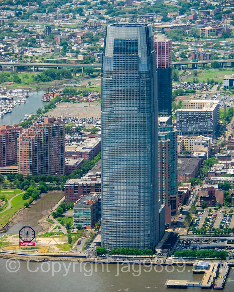 Goldman Sachs Office Tower, Jersey City, New Jersey | Flickr