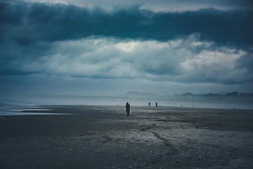 seaside oregon sunset beach lightroom coast clouds ocean dark nikond800 tamron70200mmf28