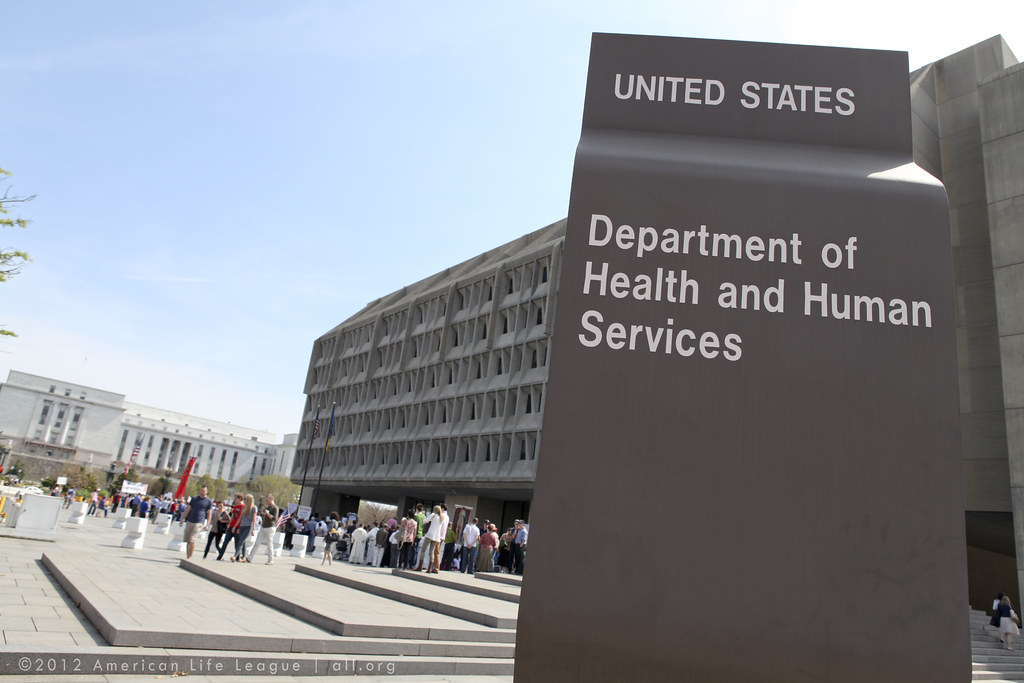 Department of Health and Human Services | Stand Up for Relig