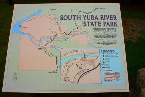 california map hiking trail nevadacounty southyubariverstatepark