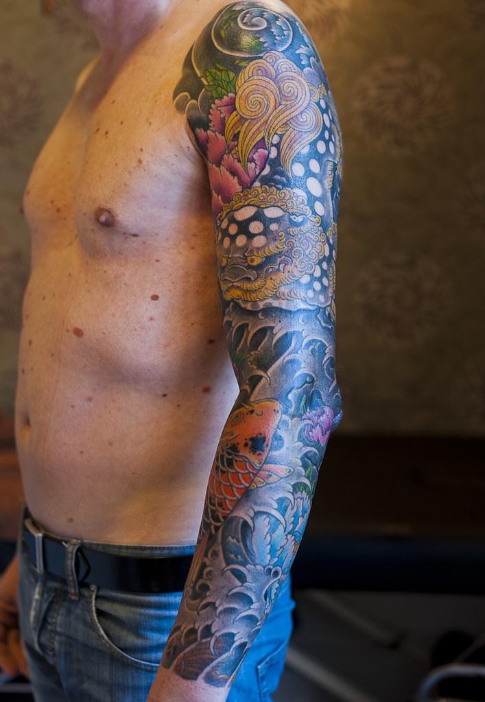 Horimatsu Irezumi Japanese Tattoo Japansk Tatuering Flickr
