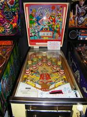 1963 Gottlieb Gigi Pinball Machine