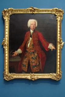 Minister Christoph Freiherr von Seckendorff-Aberdar 1737 Antoine Pesne | by TimSpfd