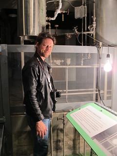 EBR-1: Matt lit by faux-atomic lightbulbs | by mormolyke