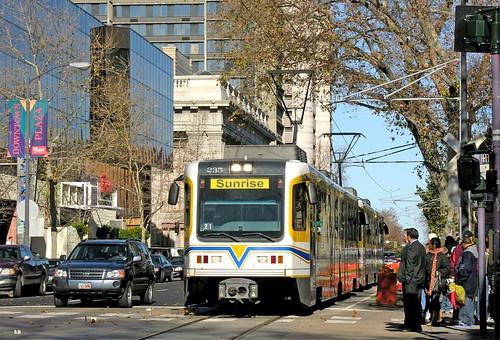 tram sacramento streetcar caf trolleycar 7thstreet tramcar
