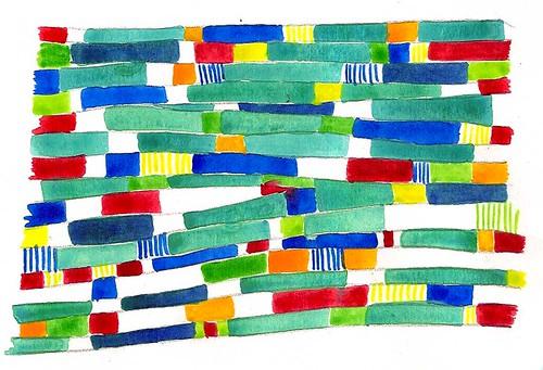 7 x 7 (stripes) day 2