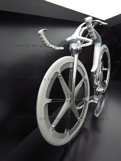 Peugeot Bike concept @ Paris 2010