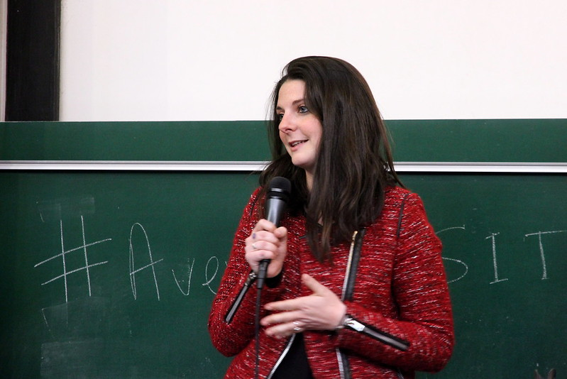Jennifer Matherat, Master 2 IMT Innovation