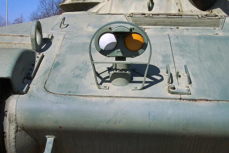 T-92 Light Tank 6