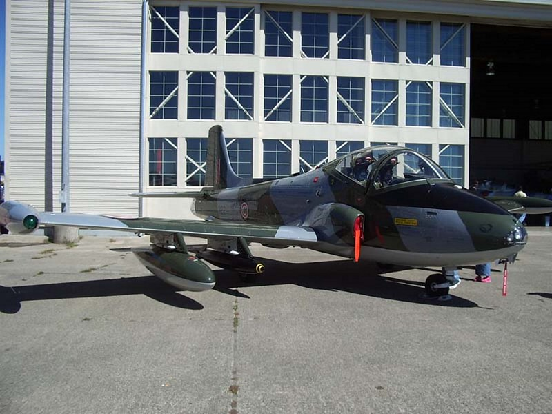 BAC 167 Strikemaster Mk80A 1