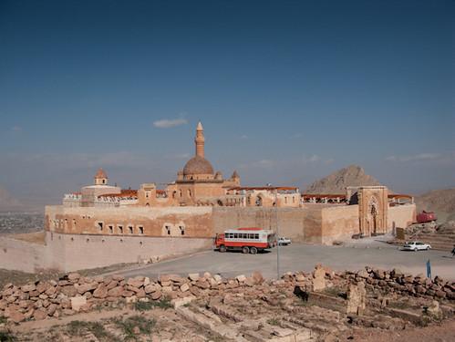 Ishak Pasha Palace | by retrotraveller