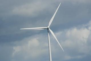 Wind Turbine At Ardrossan   by tattiehowker