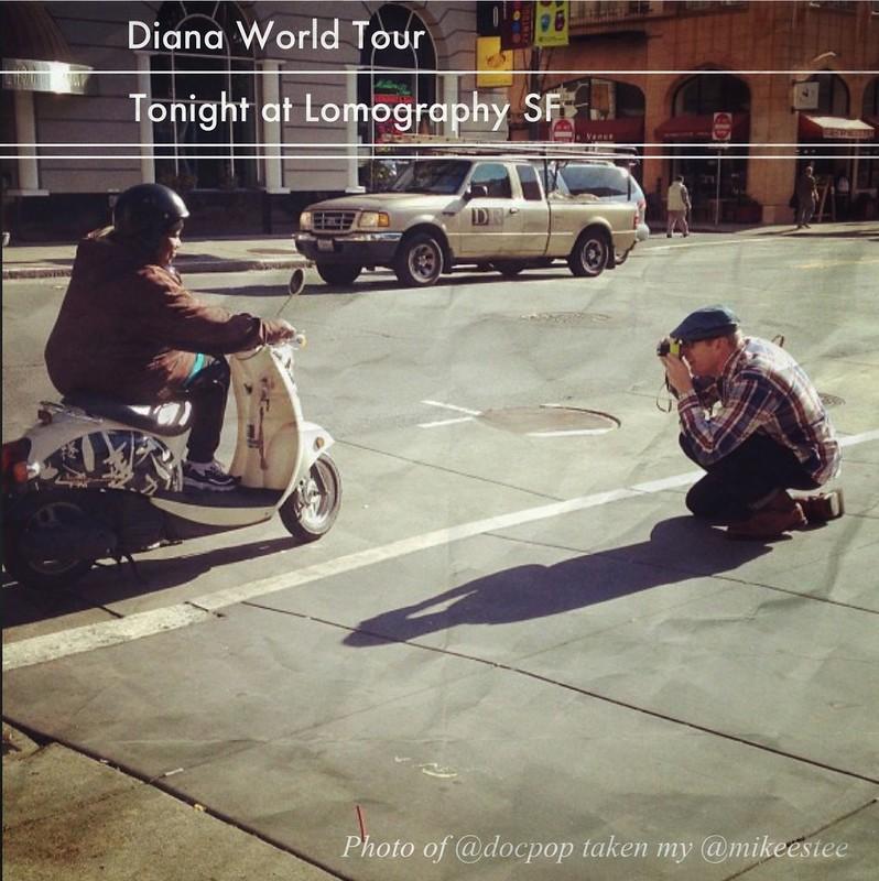 Diana World Tour