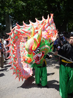 Dragon Dance: The dragon enters | by madprime