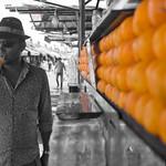Marrakech - Place Jamma El Fna - Orange Juice
