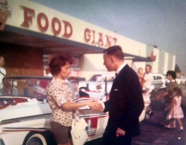 Food Giant, La Puente - 1960's