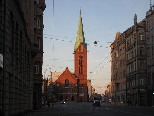 Church by Wilhelm von Strick | by Helmuts Rudzītis