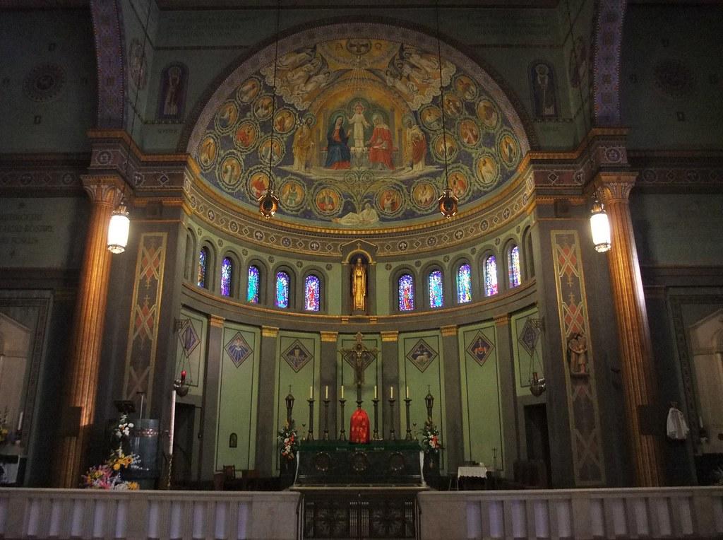 Holy Family Catholic Church, Dayton, OH   catholicsanctuaries   Flickr