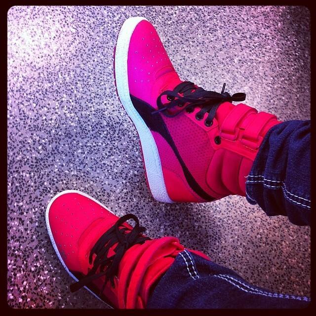 New High Top Pumas #puma #shoes