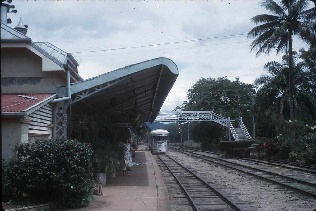 Kuranda station Dot by spelio