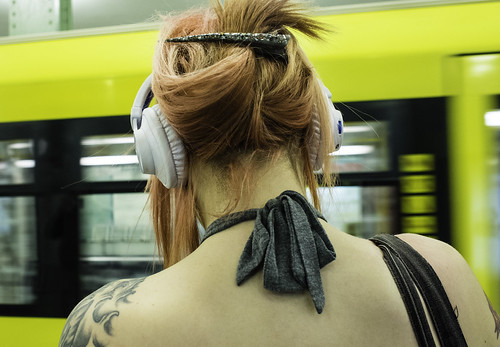 Woman with Headphones | by kohlmann.sascha