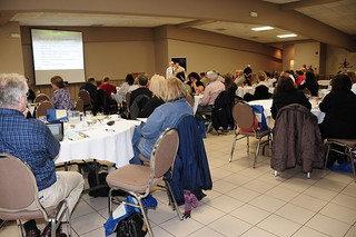 A Saturday morning workshop sponsored by RTO/ERO District 7 Windsor-Essex was held for educators considering retirement.  Topics included the pensions, health insurance, and active living in retirement.  A representative from Johnson Insurance described the benefits of their plan.  In order to enrol in the Johnson Plan, an individual must be a member of the Retired Teachers of Ontario (RTO/ERO).  Thanks to Gord Miall, Past Pres. of District 7, for organizing this workshop and to the volunteers who assisted Gord.