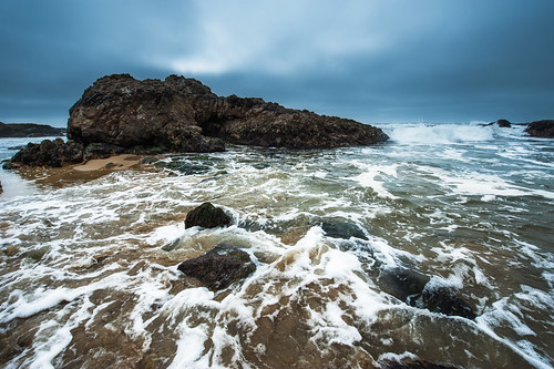 The Rolling Tempest - Pescadero State Beach | by kern.justin