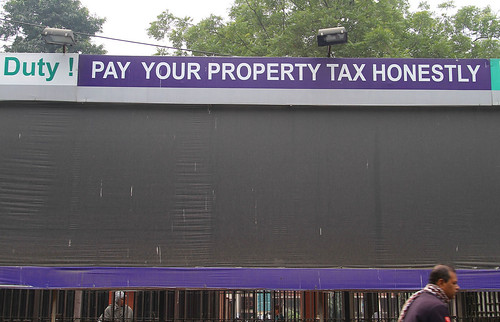 Pay Your Property Tax Honestly | by cowyeow