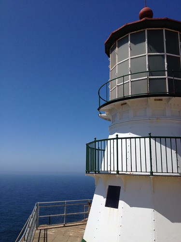Point Reyes Lighthouse | by lpnlizard