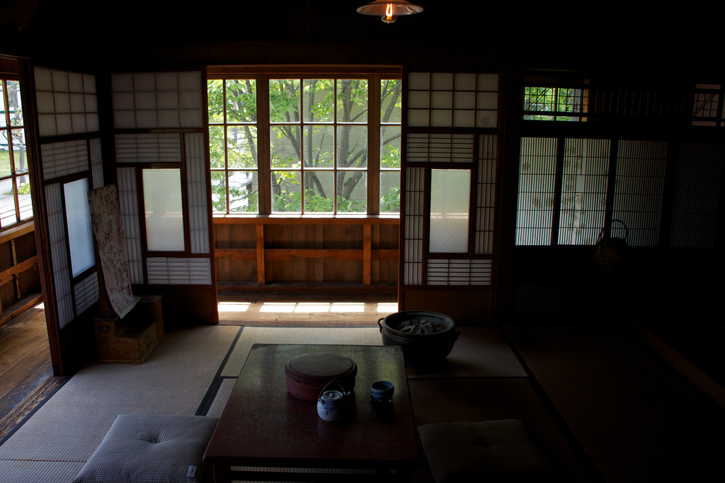 A revival of the old Japanese-Style Inns in the 1919's.