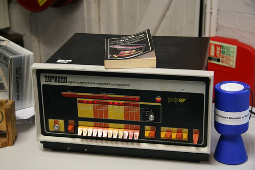 TNMoC DEC PDP-8/F