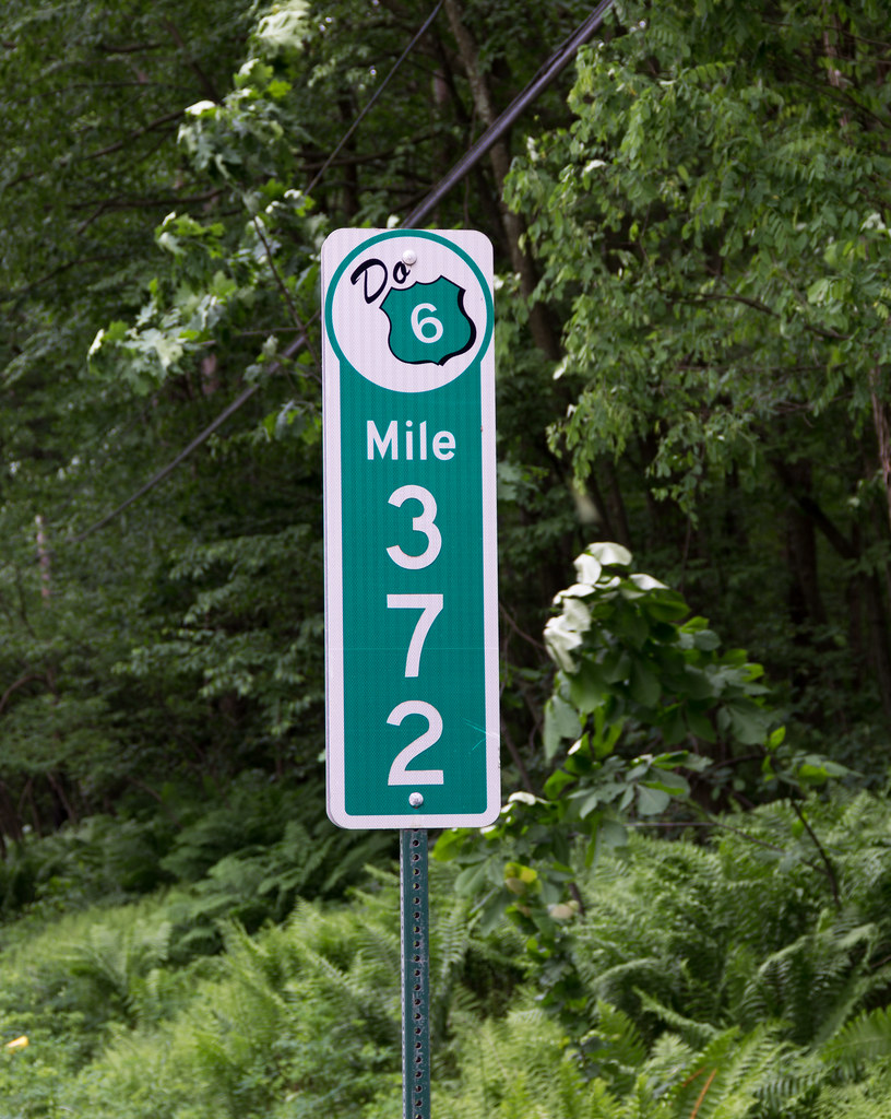 Do 6! | A section of US 6 in Pennsylvania. US 6 runs for ...