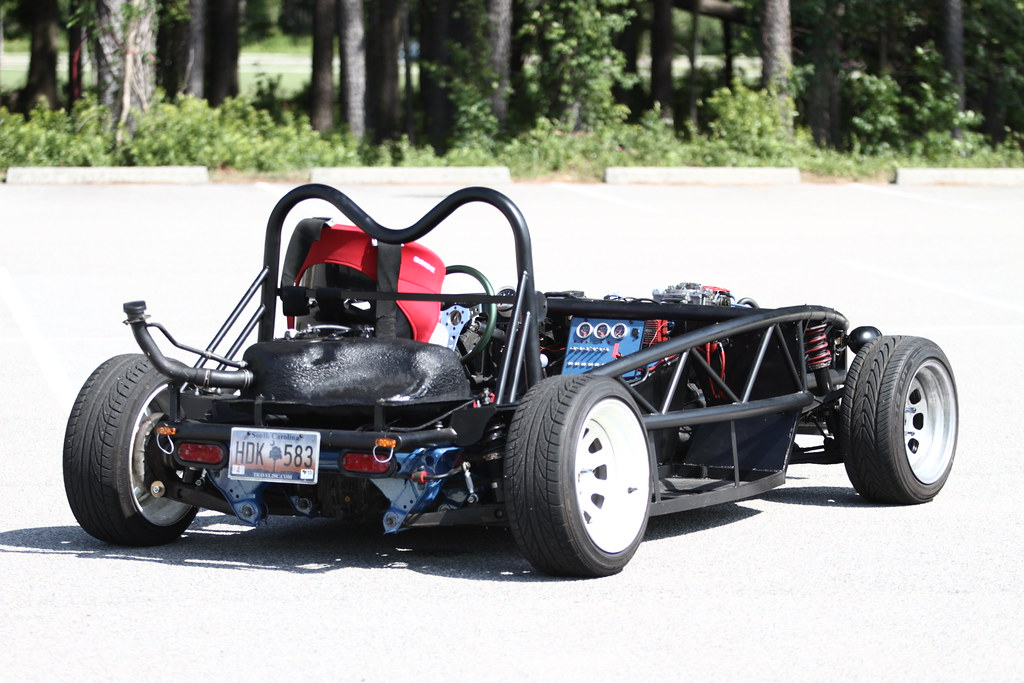 Exocet | Built in 12 days from a v8 monster miata in a one c… | Flickr
