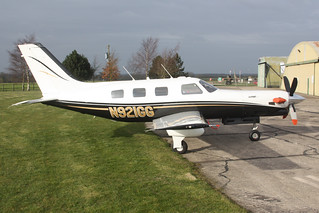 Piper PA-46-350P Malibu Mirage (Jet Prop DLX Conversion) N