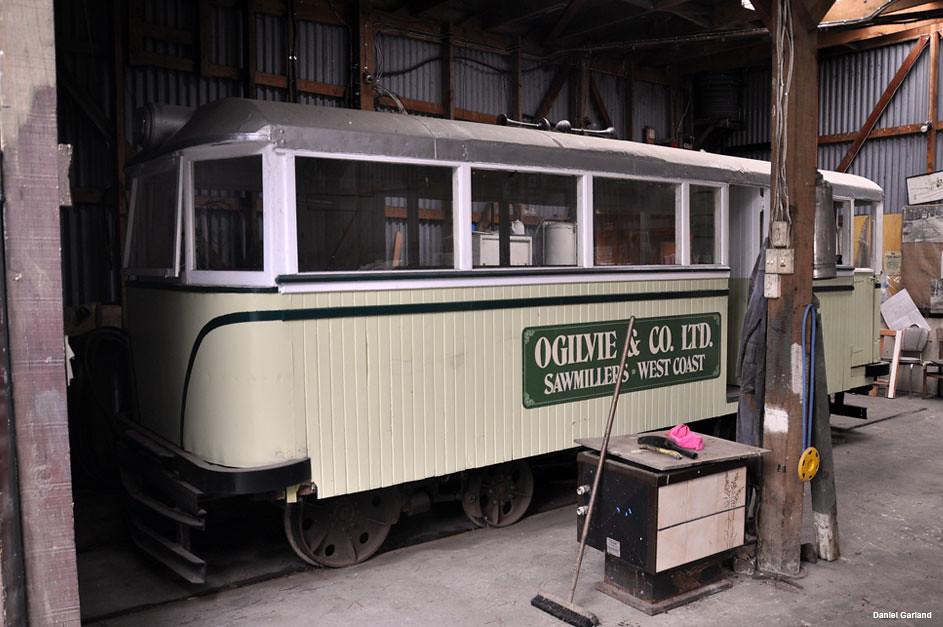 The Ogilvie Railcar
