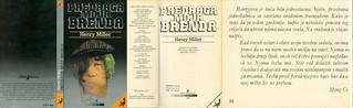 Henry Miller Predraga Moja Brenda August Cesarec Zagreb 19 Flickr