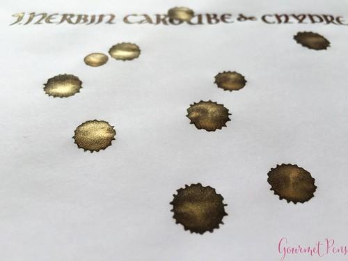 Ink Shot Review J. Herbin 1670 Caroube de Chypre @BureauDirect3728_WM | by GourmetPens