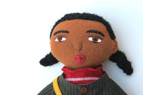 school girl doll face | by Mimi K