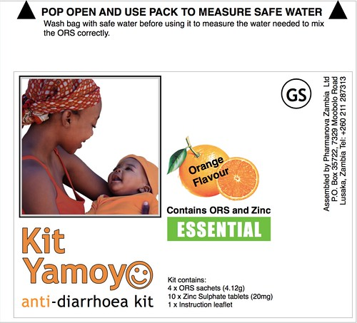 KIt Yamoyo ESSENTIAL | by ColaLife