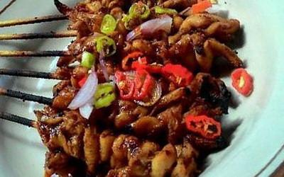 Resep Sate Jamur Resep Masakan Indonesia Resep Sate Jamu Flickr