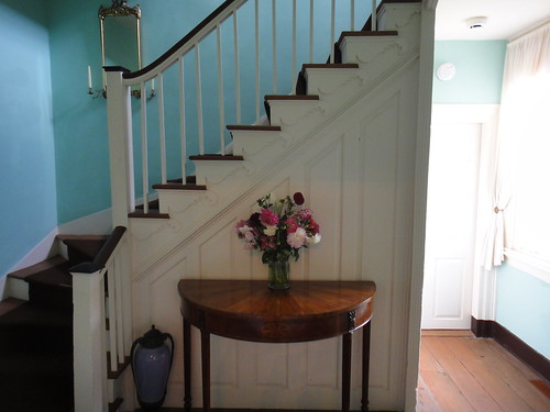 Staircase, Woodlawn Farm Bed & Breakfast, Ridge