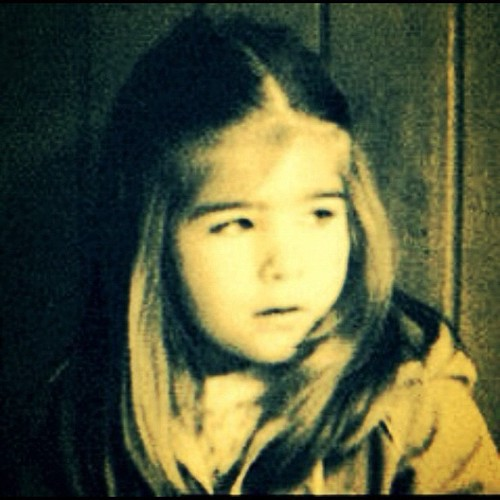 me, as a young ragamuffin | by sarahwulfeck