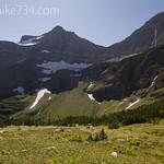 Going-to-the-Sun-Mountain and Sexton Glacier