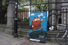 Dublin painting by Tarsila Krüse