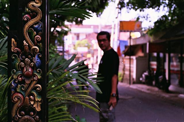 Bali : The Tourist