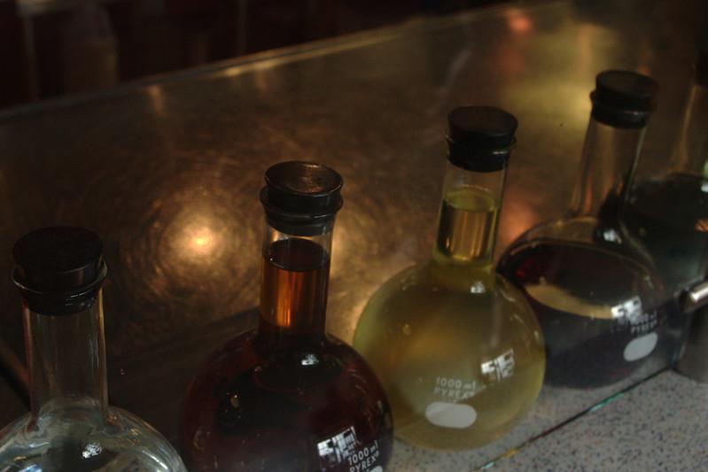 Syrup Flasks