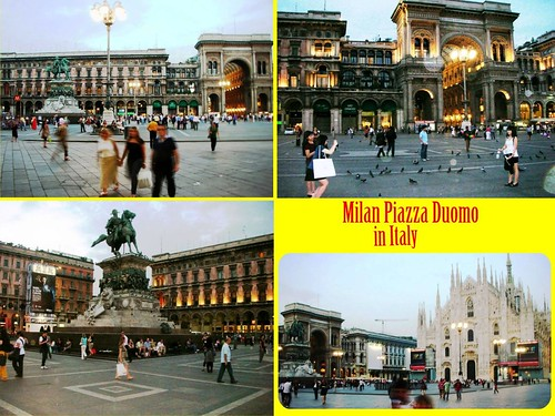 Milan Piazza Duomo A | by RennyBA