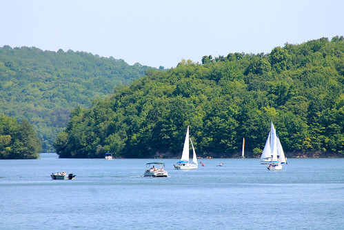 Sailboats on Lake Arthur | by jmd41280