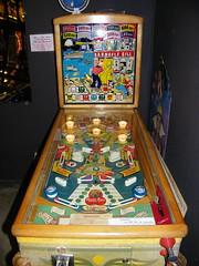1948 Gottlieb Barnacle Bill Pinball Machine