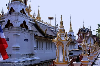 IMG_0645 Temples at San Pa Tong, วัดทึ่สันป่าตอง   by ol'pete